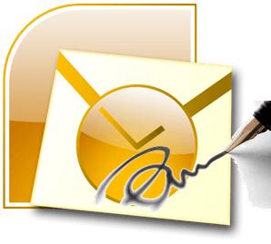 Оформление подписи в Microsoft Outlook 2007