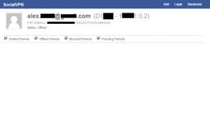 Social VPN