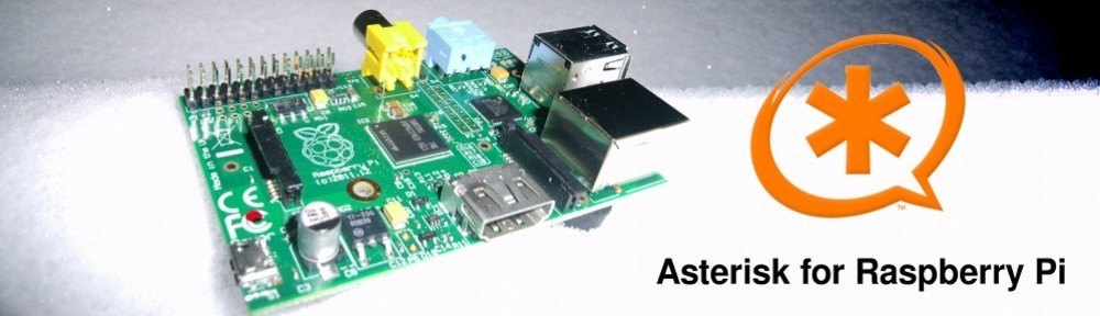 Asterisk для Raspberry Pi