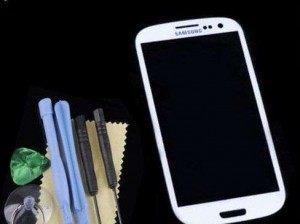 Набор для замены стекла Galaxy S3