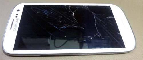 Замена стекла Samsung Galsxy S3