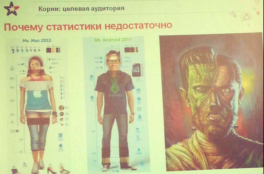 Ярослав Табаков: почему статистики недостаточно. Сборный портрет Mac и Android пользователей