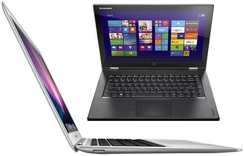 MacBook Air и Lenovo Yoga 2 Pro