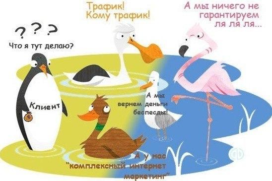 SEO в регионах России