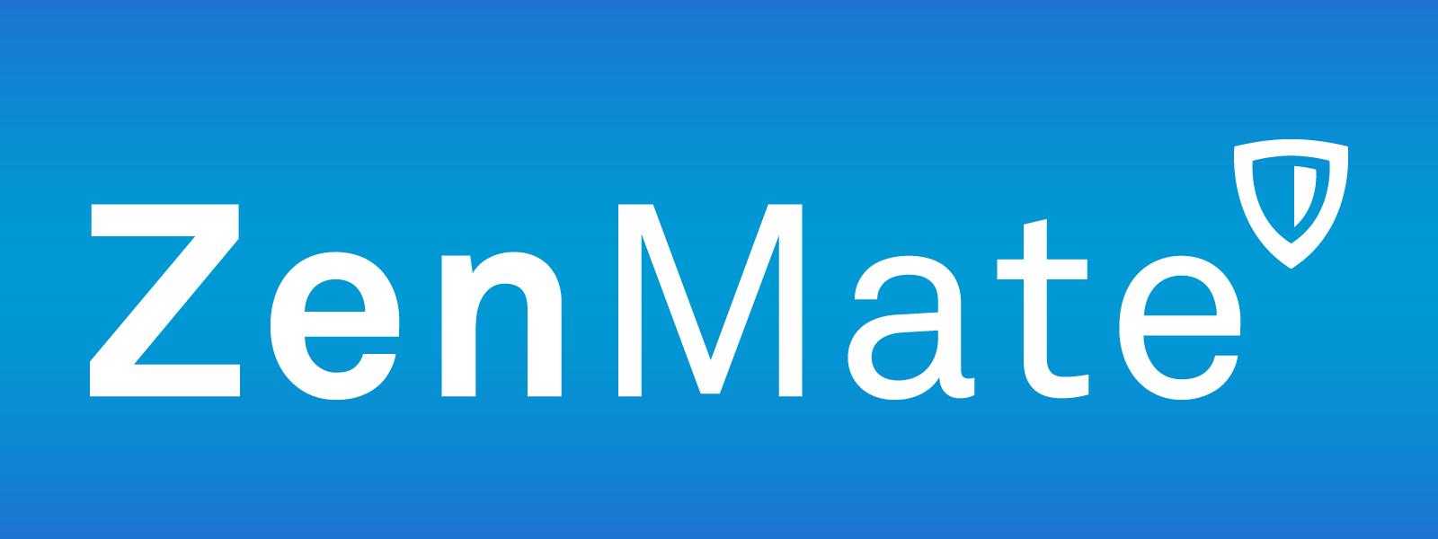 VPN расширение для Chrome ZenMate