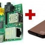 Создание сетевого хранилища NAS на Raspberry Pi