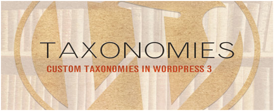 WordPress Taxonomy