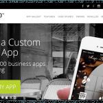 Мобильное приложение для блога
