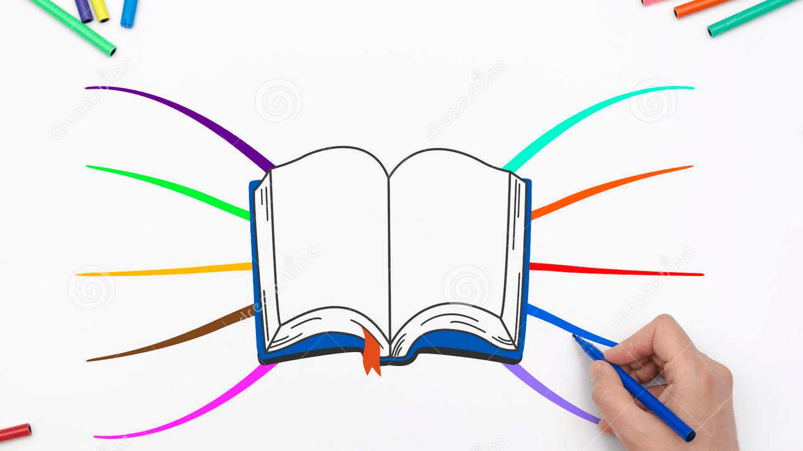 MindMap для книг
