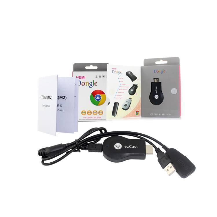 ezCast - недорогой аналог Chromecast