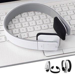 Беспроводные закрытые Bluetooth наушники с оголовьем