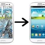 Замена экрана на телефоне Samsung Galaxy S3 (i9300)