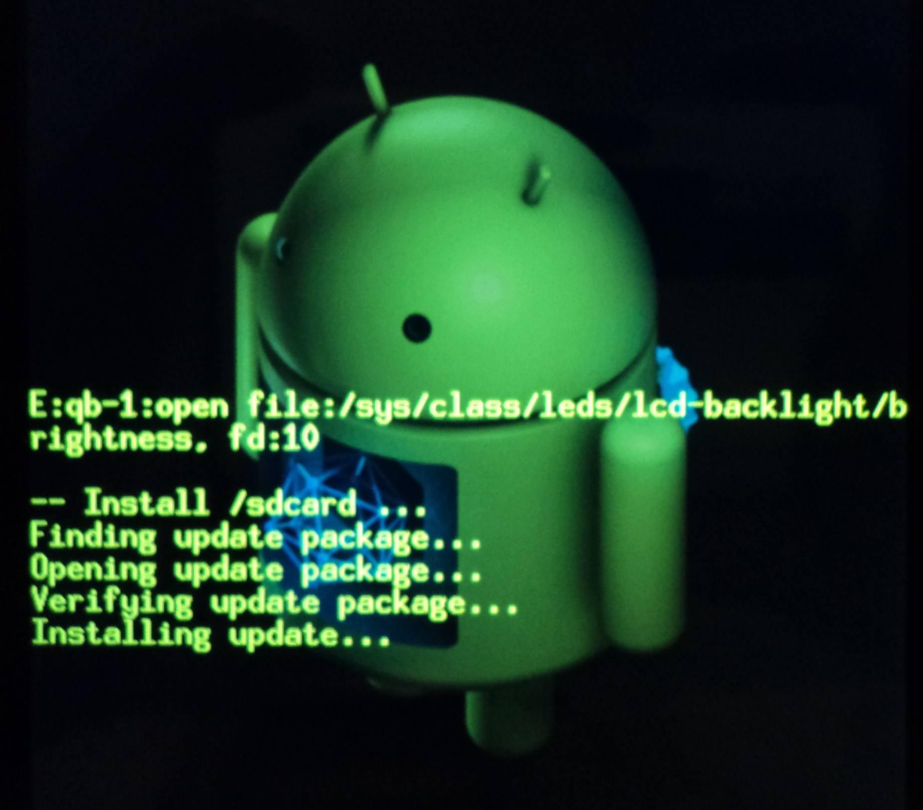 Прошивка Android XXUGNA7 Lite final