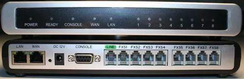 Шлюз IP-телефонии