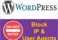 Изменение user-agent wordpress